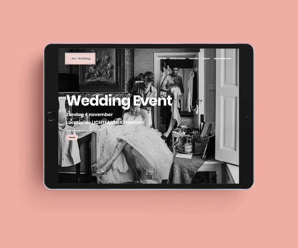 nnovative-digital-amsterdam-the-art-of-wedding cover